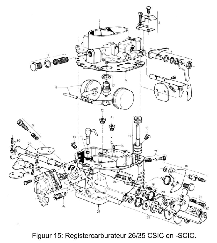 2cv6 carburetor