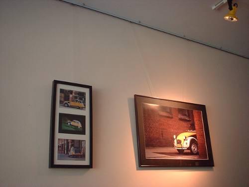 Schilderij en foto ophangsysteem