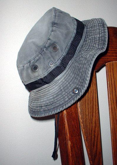 My boonie hat