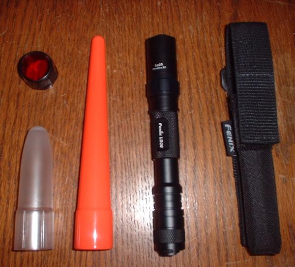 Fenix and accessories